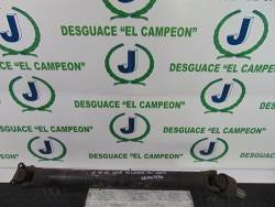 TRANSMISION CENTRAL COMPLETA HYUNDAI GALLOPER EXCEED 2500 TD TIPO  D4BH