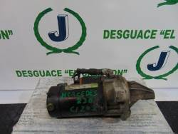 MOTOR ARRANQUE MERCEDES CLK 230 CARROCERIA 208 2300 GAS 111.975