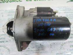 MOTOR ARRANQUE CHRYSLER NEON 2000 GAS  16V