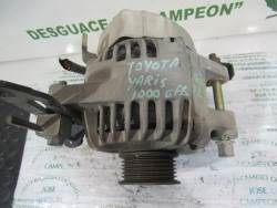 ALTERNADOR TOYOTA YARIS 1000 GAS